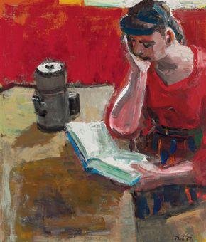 david_park_woman_reading_d5372029h