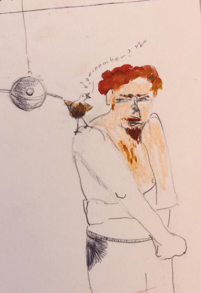 Ben Drawing